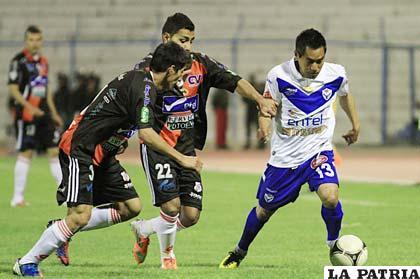 La última vez que jugaron en Oruro, el 24 de abril, San José venció 1-0