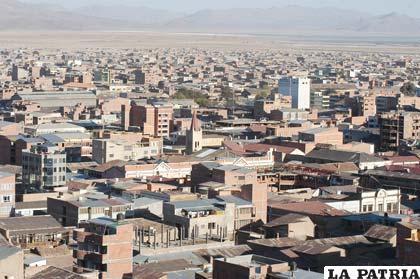 Oruro percibirá mayores recursos económicos tras resultado del censo