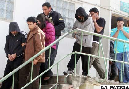 Miles de personas fueron arrestadas en el marco del Plan Chachapuma