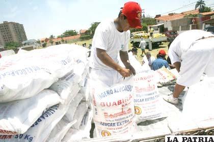 Cañeros de Venezuela rechazan azúcar boliviana