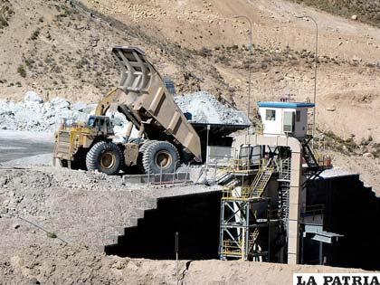 La prospección y exploración minera deben ser prioridades en la legislatura sectorial