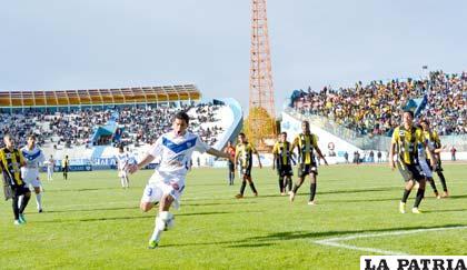 La última vez que jugaron en Oruro empataron a un gol el 14 de abril de 2013