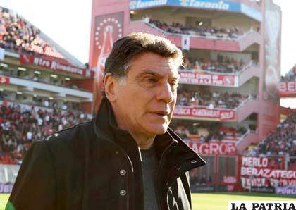 Brindisi muestra su preocupación por la caída de su equipo