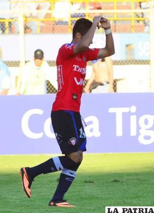 Ramallo es el goleador del torneo