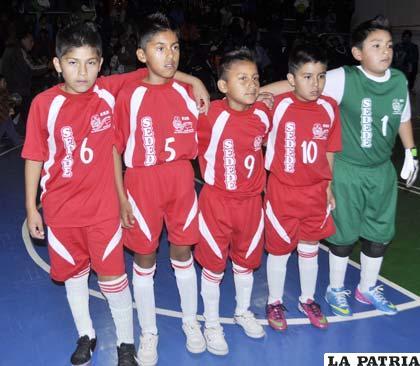 Integrantes del equipo de Tarija
