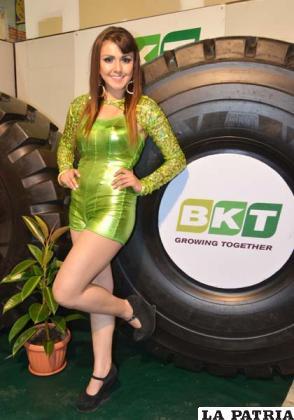 Fabiola Meneses, de BKT