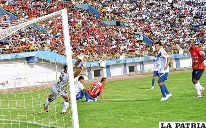 La última vez que jugaron estos equipos en Cochabamba, empataron a cero el 13 de enero de este año