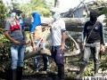 La protesta de los campesinos en el Catatumbo comenzó en contra de la erradicación de cultivos de coca