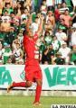 Guabirá inicia el torneo  Apertura con pie derecho