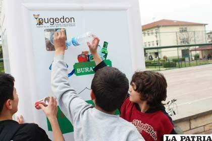 Este es proyecto turco llamado Pugedon