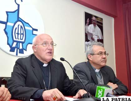 Conferencia Episcopal Boliviana observa con atención y preocupación el proceso electoral en marcha