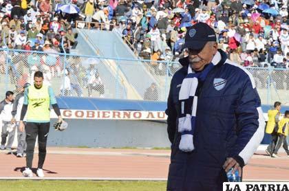 Azkargorta quiere jugar de local en Oruro