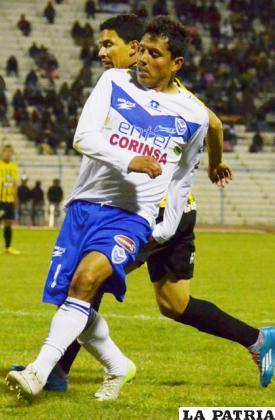 Abdón Reyes está entre los goleadores