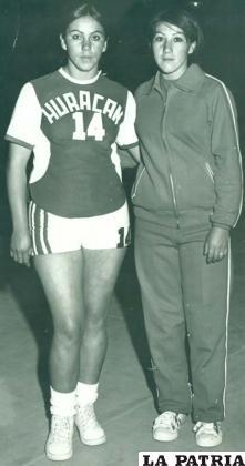 Daysi y Betty Saavedra, baluartes en el básquetbol orureño