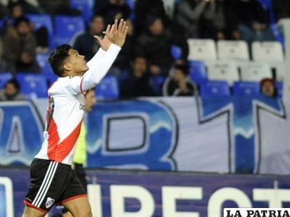 River Plate logró una rotunda victoria ante Godoy Cruz