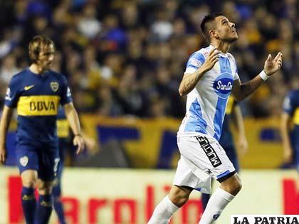 Boca cayó de local ante Atlético Rafaela