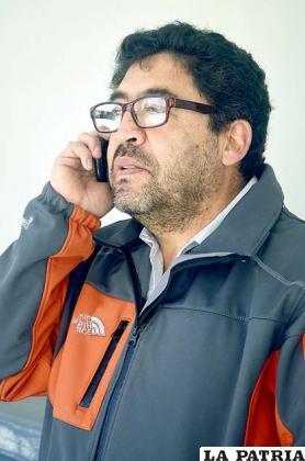 El viceministro de Gestión Comunicacional, Marcelo Elío