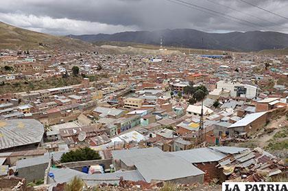 El objetivo es que Oruro se interiorice del contenido del Estatuto