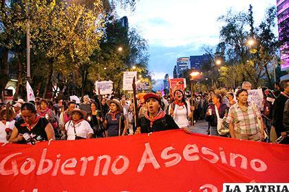 Exigen al gobierno mexicano investigar desaparición de personas /contrapapelnoticias.wordpress.com