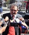 Bazán no teme al proceso y asegura que no hizo nada ilegal