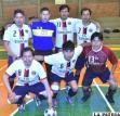 Abogados Libres debutó con triunfo  en el fútbol de salón de la Adepro