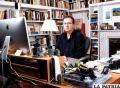 Español Javier Moro presenta  novela