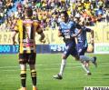 Cristian Paul Arano anotó el gol de apertura en el partido /APG