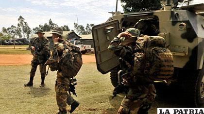 Consternación en Paraguay por el atentado a una patrulla militar /teinteresa.es