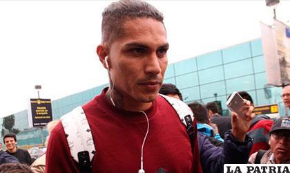Paolo Guerrero integrante del seleccionado peruano /larepublica.pe