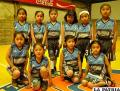 Integrantes del equipo de Saavedra en Babys
