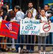 Comunidad latina en EE.UU. rechaza candidatura de Trump /DAILYMAIL.CO.UK
