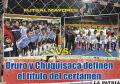 Oruro y Chuquisaca definen el título del certamen