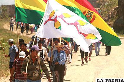 Dirigentes y activistas articulan ofensiva para impedir anulación de intangibilidad del Tipnis