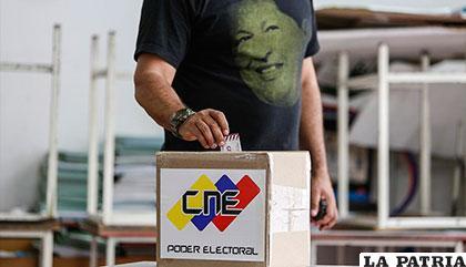 Autoridades venezolanas habrían manipulado los resultados de la votación de la Constituyente /CDE.PERU.COM