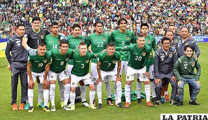 El cuadro boliviano jugará a fines de agosto frente a Perú en Lima /APG