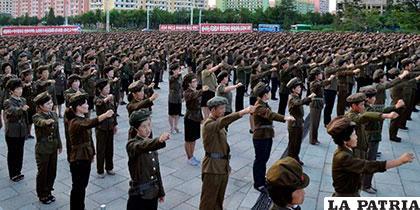 Xi pide a Trump buscar solución pacífica con Corea del Norte
