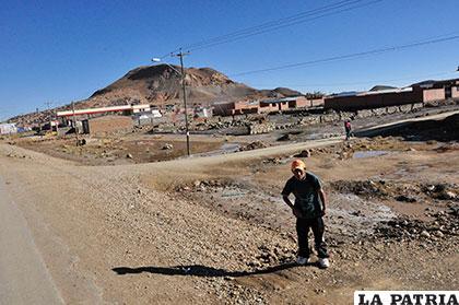 Está prevista la creación de un nuevo distrito en Oruro