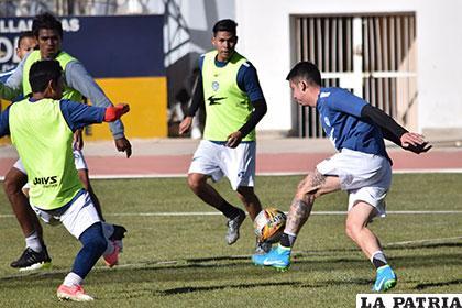 Oriente Petrolero vence 2-1 a San José en Oruro