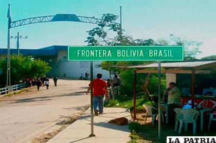 Paso fronterizo entre Bolivia y Brasil tendrá mejor resguardo /opinión.com