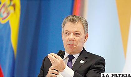 Juan Manuel Santos /lafm.com.co