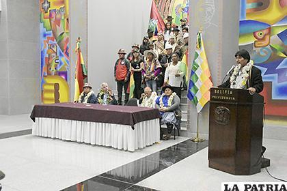 Casa Grande del Pueblo: nueva sede de gobierno boliviano