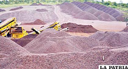 �?ltimos datos revelarían la enorme reserva de hierro en el Mutún