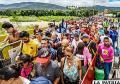 La crisis en Venezuela obliga a sus habitantes a migrar /VOCE.COM.VE