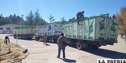 Hubo enfrentamientos en recientes operativos hechos por la unidad encargada de controlar y evitar el contrabando