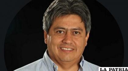 Mario Cossío, exgobernador de Tarija /Twiiter