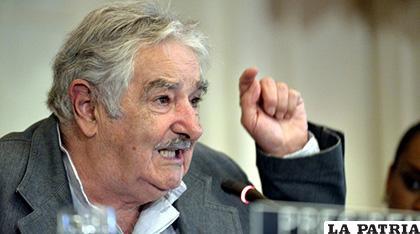 El expresidente de Uruguay, José Mujica /Radio Fides