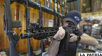 La cifra de armas es alarmante en EE.UU. /elhorizonte.mx