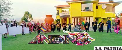 Grupo Andino con nueva producción / YouTube