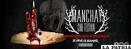 Se viene festival de cine de terror en Oruro /Facebook