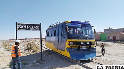 La ruta comenzará en San Pedro y finalizará en el sector de Exmetabol /LA PATRIA